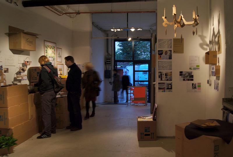 Buero Ausstellung KIV 2013