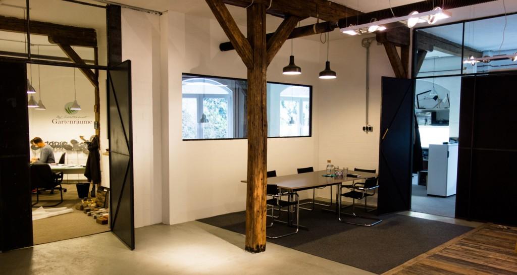 Katrin Adler Büro für Gestaltung Besprechungsraum