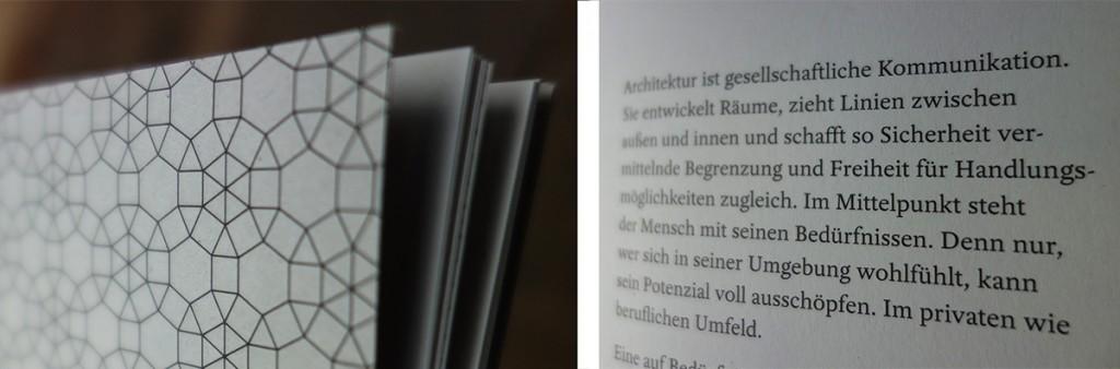 Imagebroschüre Graukarton
