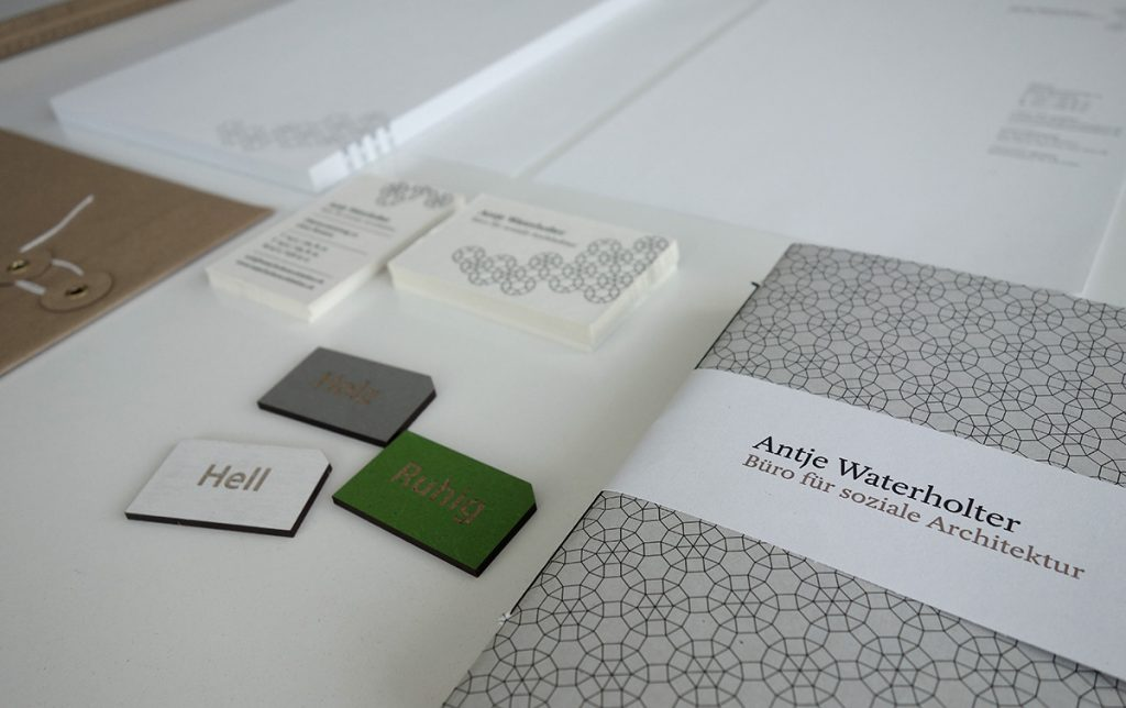 Broschüre Antje Waterholter