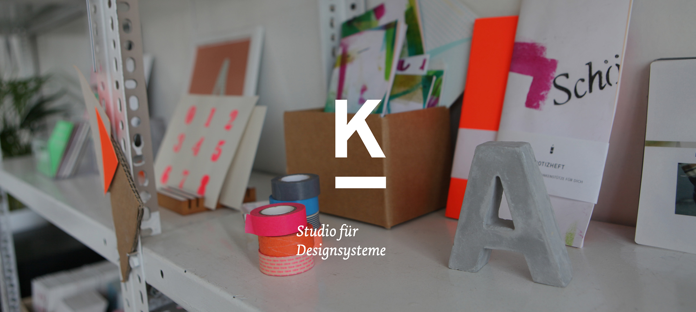 Studio fuer Design, Katrin Adler
